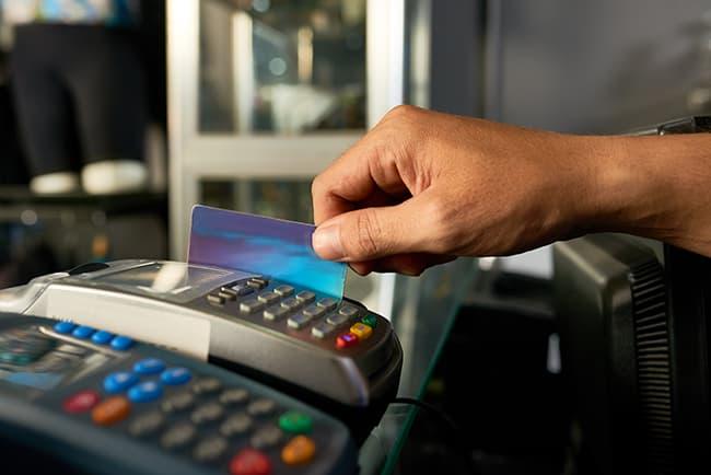 Оплата кредитною карткою.
